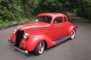 36 old school hot rod all steel V8 Automatic