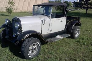 1929 Shay Model A....5000 orig miles 20 year storage !! VERY RARE PICK UP !!