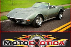 1971 Corvette LT-1 - Beautiful Restoration - Numbers Matching - Hard Top - LQQK!