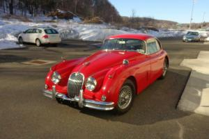 1961 Jaguar XK150 coupe. Matching numbers. 3.8 litre. Nice driver. Automatic Photo