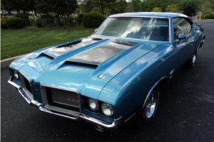 NUMBERS MATCHING OLDSMOBILE 442 W30 INVESTMENT QUALITY ULTRA RARE W MACHINE!!!!!