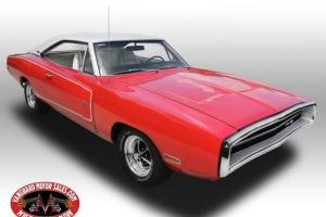 1970 Dodge Charger R/T Restored 440 Numbers Matching