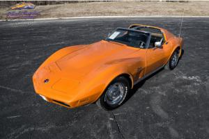 1974 Corvette Coupe, 1 Owner, Numbers Matching, Very Original Survivor