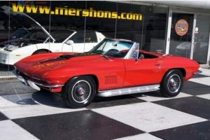 1967 Chevrolet Corvette 4 Speed Manual  Numbers Matching 427/390hp