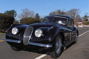 "1953 JAGUAR XK120 FHC ""STUNNING, FOR SHOW OR GO!!!"""