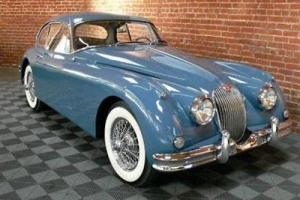 1959 JAGUAR XK 150 FIXED HEAD COUPE RARE EXTRAORDINARY EXAMPLE SHOWSTOPPER Photo