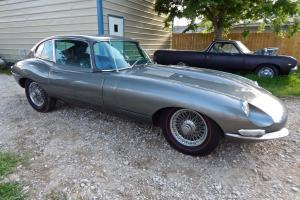 1968 JAGAUR XKE SERIES 1.5 4 SPEED COUPE WITH A'C GREAT CONDITION MUST SEE