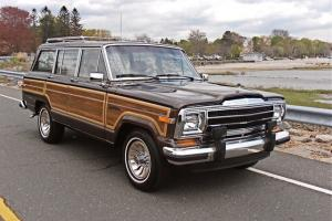 "1987 JEEP WAGONEER ""WAGONMASTER RESTORED, LIKE NEW!!!"""