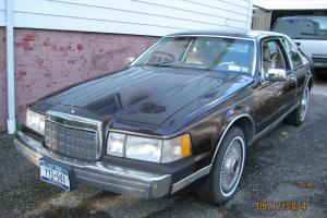 1988 Lincoln Mark VII - One owner- 43,000 Original miles