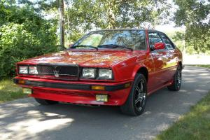 1987 Maserati BiTurbo SI / 5-Speed / ALL Services Completed / EXCELLENT !!!!