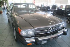 1987 Mercedes Benz 560SL Clean and Straight  Only 79,000 original miles