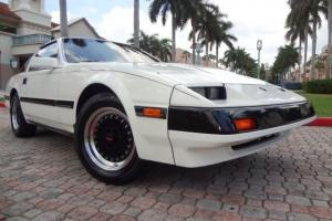 1985 Nissan 300ZX 14K Original Miles 5 Speed Clean Carfax Flawless Rust Free