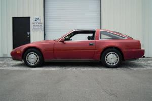 1987 NISSAN 300ZX 3.0L 5-SPEED T-TOPS ORIGINAL 70K MILES **RARE** ...NO RESERVE!