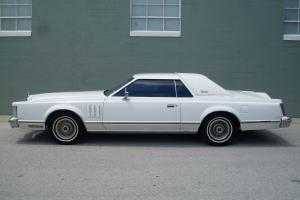 1979 LINCOLN MARK V COLLECTOR SERIES 17K LOADED EXCELLENT COND PRICED TO SELL