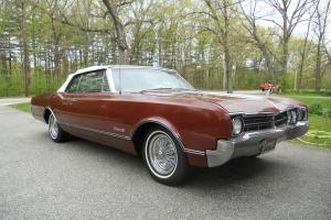 1966 Oldsmobile Dynamic 88 Base 7.0L