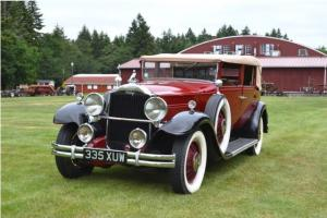 1931 Packard Standard Eight 833-Full Classic, Recently Restored