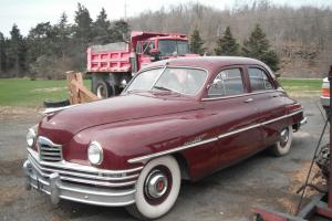 1948-49-50 Packard Super 8 Deluxe-automatic drive