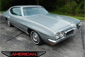 49K Actual Miles 1970 Pontiac Le Mans 350 A/C PS PB Extraordinary Original Car!