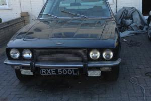 JENSEN INTERCEPTOR III AUTO BLACK