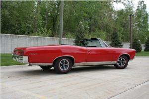 1967 Pontiac GTO convertible air conditioned