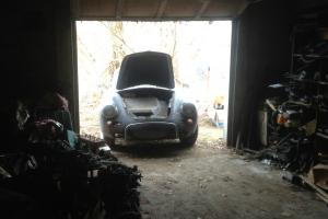 1965 Porsche 356 SC - Matching Numbers Project