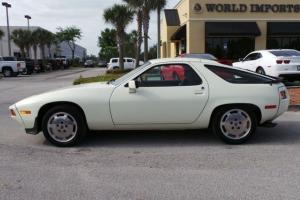 1984 PORSCHE 928S - 5,950 MILES - COLLECTOR QUALITY - 1 OWNER - LIKE NEW