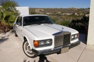 Rolls Royce Silver Spirit 1984 Photo