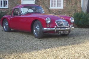 MGA Coupe mk 11  Photo