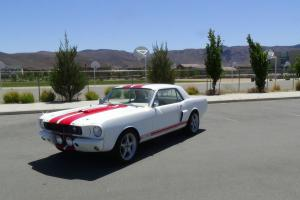 1965 Ford Mustang Shelby GT-350 4.7L tribute
