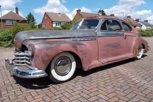 1941 BUICK CENTURY CUSTOM HOT ROD KUSTOM SURVIVOR