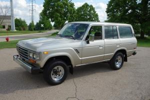 Land Cruiser 4x4 FJ62 Adult Owned and Maintained!