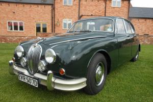Jaguar mk2 1966 one owner from new