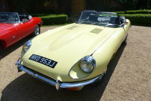 Jaguar E-type Series 2 Roadster Photo