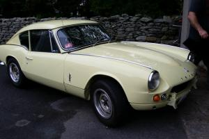 1968 Triumph GT6 Base 2.0L with OVERDRIVE
