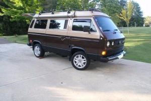 1984.5 Volkswagen Bus/Vanagon GL Westfalia full Camper- NO RUST- Award winning