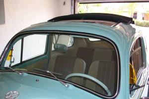 Vw Beetle 1963 Sunroof Model