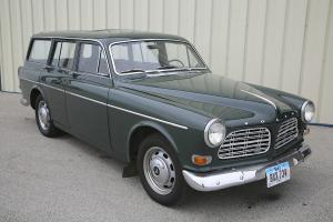 1967 Volvo 122S Amazon Wagon with Overdrive
