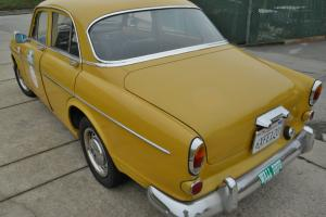 1967 Volvo 122 Amazon Original California car sold new in Berkely, still in area