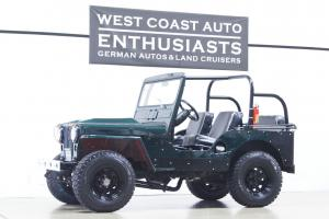 1952 Willy's Jeep-$13k In Upgrades and Recent Work