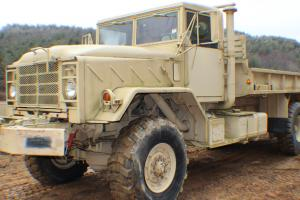 6x6 5 ton military cargo  truck  20 ft  flat bed