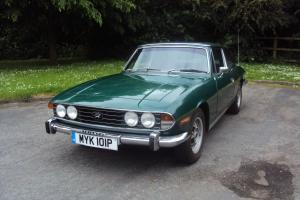Triumph Stag. 1976. Photo