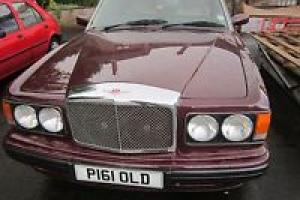 1997 Bentley Turbo r stunning example .full mot. fsh, low millage and tax