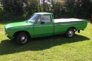 1978 DATSUN G620 PICK-UP Green