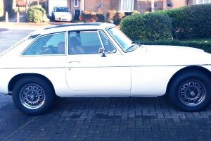 MGB GT V8 Factory Original 1975