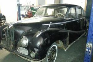 BMW 502 RESTORATION PROJECT for Sale