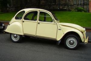 Citroen 2 CV6 Dolly