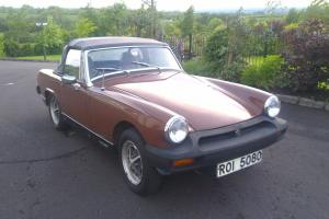 1978 MG classic 17k Photo