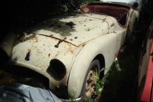 TR3 - TRIUMPH TR3 FOR RESTORATION Photo