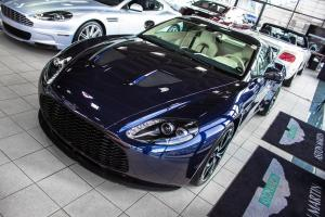 2013 ASTON MARTIN V12 ZAGATO - 1 OF 2 IN USA [NO #40] - $21K IN OPTIONS -US SPEC