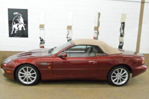 2002 Aston Martin DB7 Vantage Volante Convertible  6.0L Located in Canada !!!